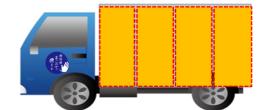 2トントラック不用品満載